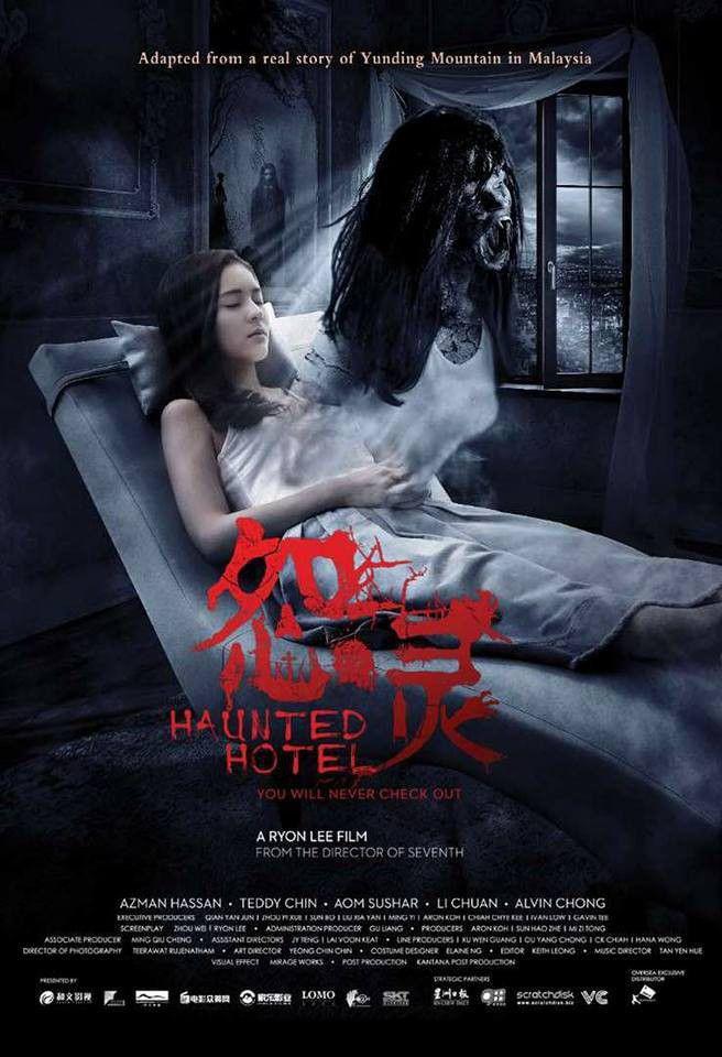 """Aom Sushar lột xác ngoạn mục trong phim kinh dị """"Haunted Hotel"""" (8)"""
