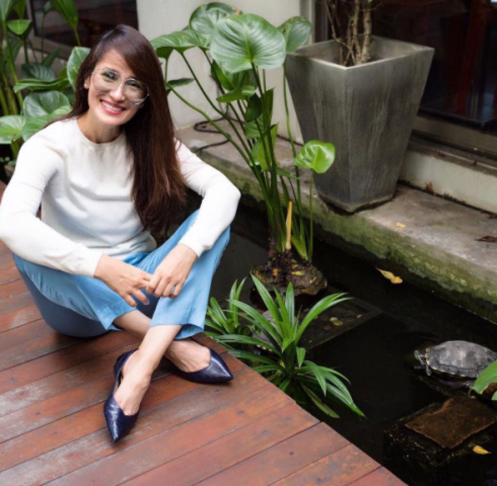 Ghen tị với độ trẻ trung ở tuổi tứ tuần của diễn viên Anne Thongprasom (3)