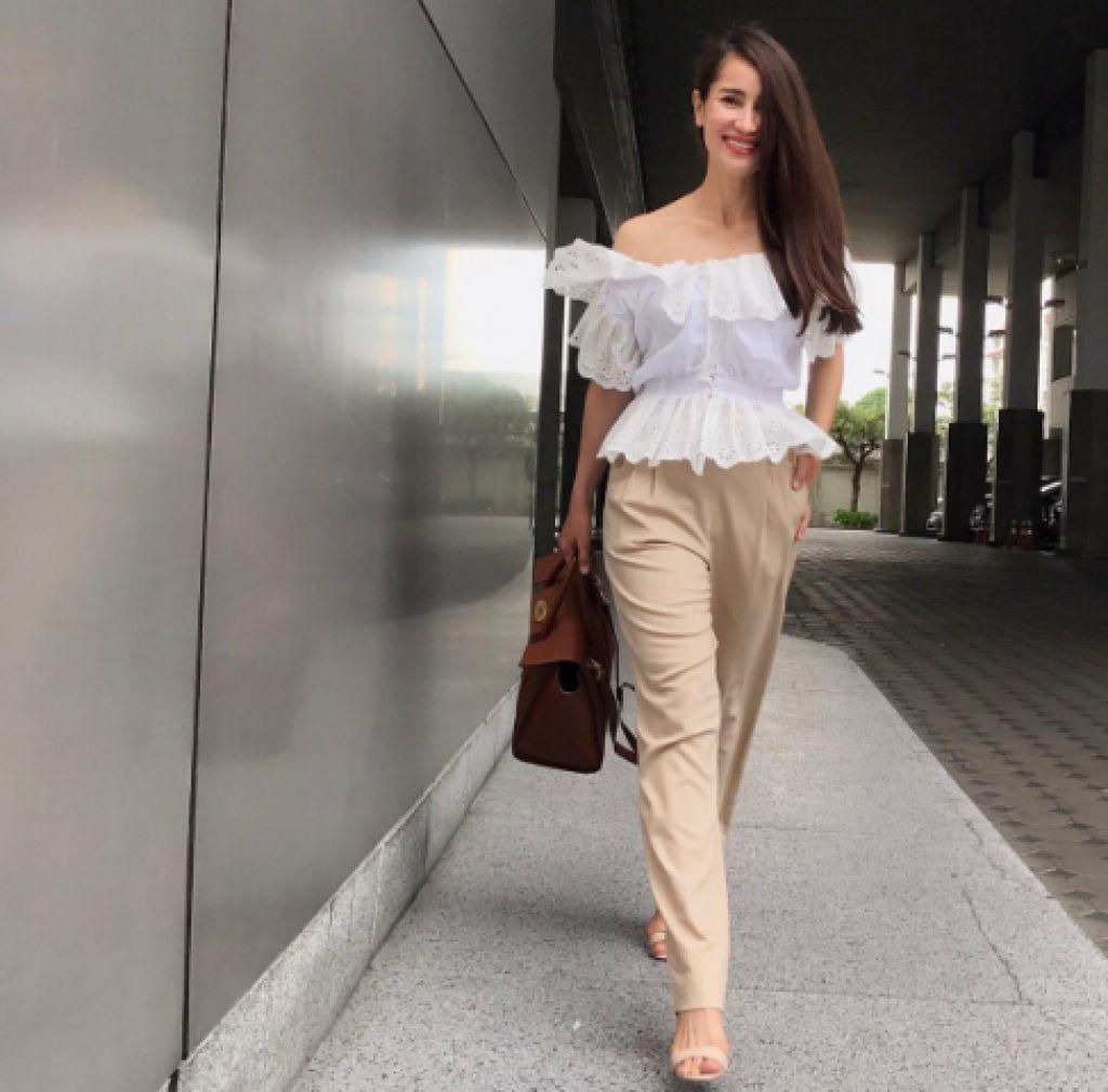 Ghen tị với độ trẻ trung ở tuổi tứ tuần của diễn viên Anne Thongprasom (4)