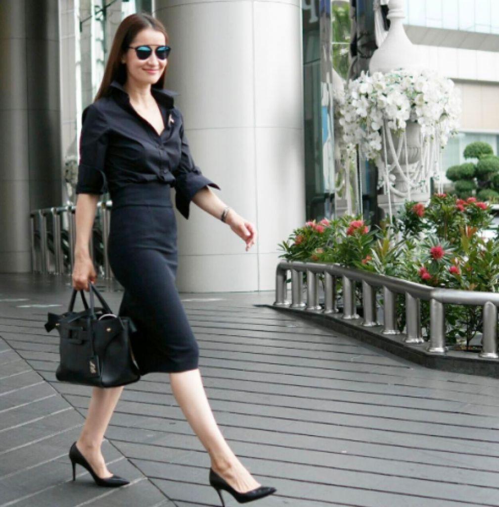 Ghen tị với độ trẻ trung ở tuổi tứ tuần của diễn viên Anne Thongprasom (6)