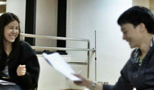 """Bie Sukrit và Esther Supreeleela tiếp tục sánh đôi trong dự án """"Phrom Mai Dai Likhit"""" (10)"""