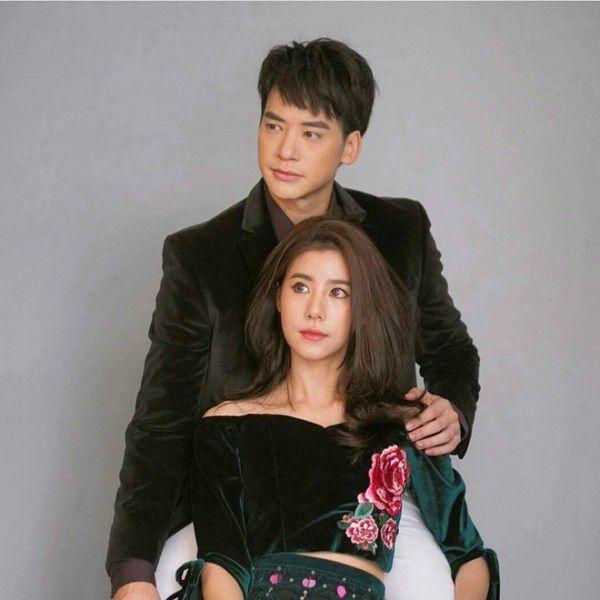 """Bie Sukrit và Esther Supreeleela tiếp tục sánh đôi trong dự án """"Phrom Mai Dai Likhit"""" (3)"""
