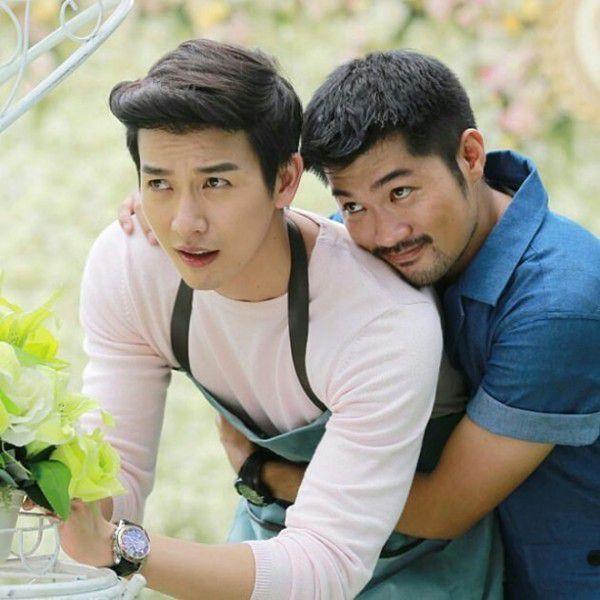 Cặp đôi Push Puttichai & Gypso Ramita tái hợp trong dự án Waen Dok Mai (4)