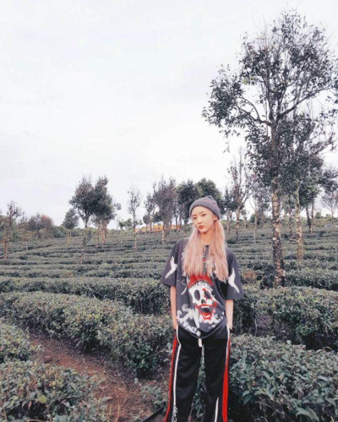 Hot girl Nene khoe ảnh check-in tại Việt Nam khiến fan Việt thích thú (8)