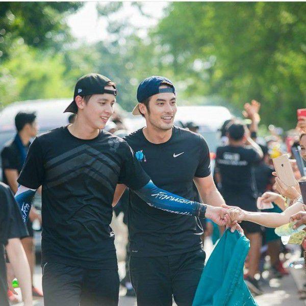 James Jirayu & Boy Pakorn chạy bộ từ thiện trong concert James 4D (7)