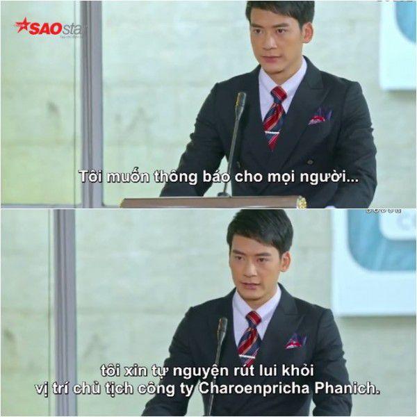 """Mọt phim bức xúc với cái kết của """"Định mệnh anh yêu em' bản Thái (8)"""
