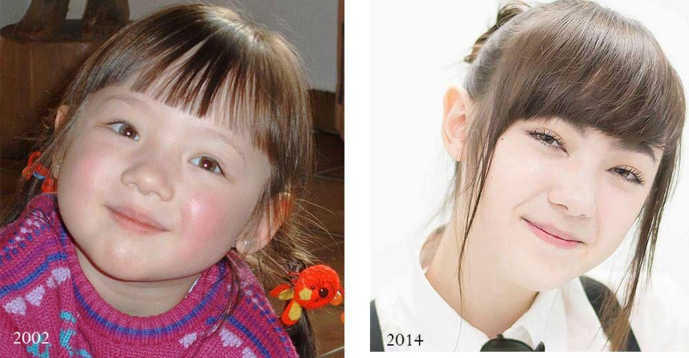Ngắm loạt ảnh dễ thương, xinh xắn của cô nàng Ploy Chompoo thuở nhỏ (1)