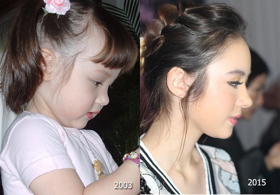 Ngắm loạt ảnh dễ thương, xinh xắn của cô nàng Ploy Chompoo thuở nhỏ (3)