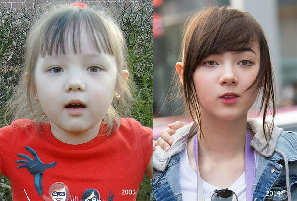 Ngắm loạt ảnh dễ thương, xinh xắn của cô nàng Ploy Chompoo thuở nhỏ (4)