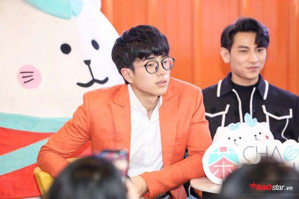 Nonkul điển trai bên soái ca Isaac, fan Việt lại được dịp bỏng mắt (1)