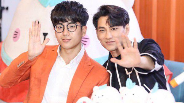 Nonkul điển trai bên soái ca Isaac, fan Việt lại được dịp bỏng mắt (4)