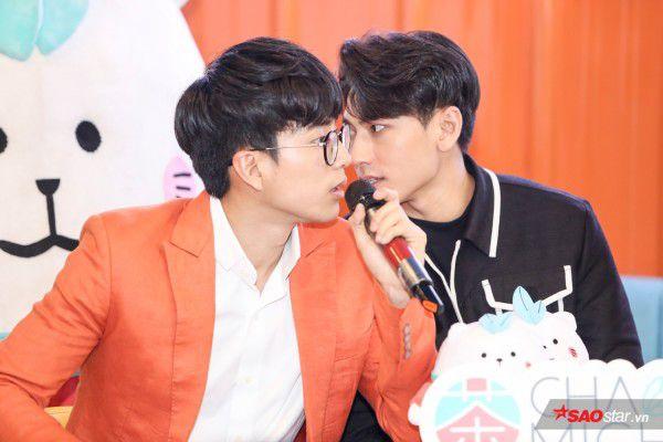 Nonkul điển trai bên soái ca Isaac, fan Việt lại được dịp bỏng mắt (5)