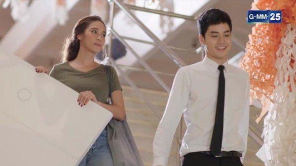 """Ploy Chermarn trở lại màn ảnh nhỏ trong phim mới """"Karm Ruk Krung Sud Tai"""" (7)"""