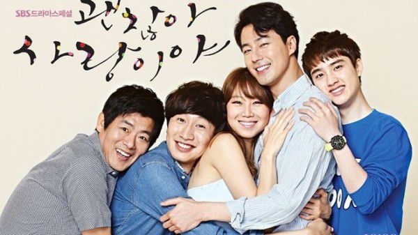 Poster Happy Ever After dính nghi án đạo nhái poster phim Hàn (3)