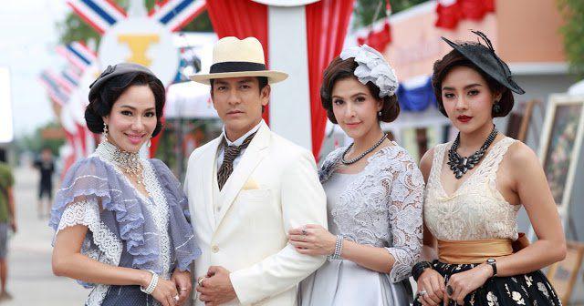 Điểm tin sao Thái hot, tin phim Thái hot nửa đầu tháng 1/2018 (2)