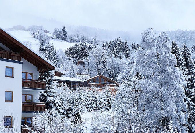 Push Puttichai & Warattaya Nilkuha tận hưởng mùa đông trắng xóa ở Đông Âu (5)