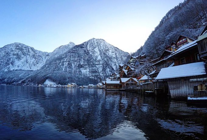 Push Puttichai & Warattaya Nilkuha tận hưởng mùa đông trắng xóa ở Đông Âu (6)