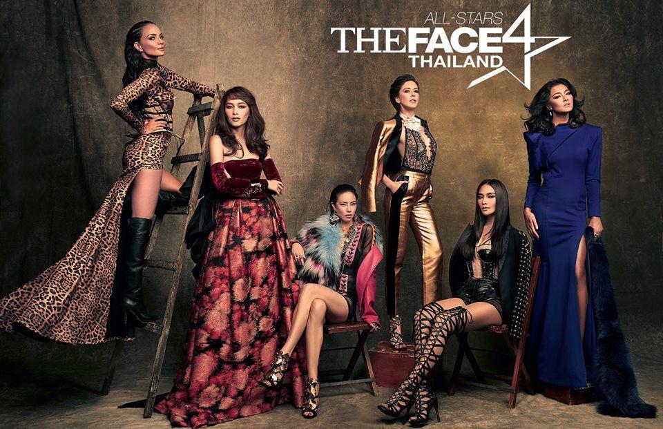 Sonia Couling và Rita Sririta ngồi ghế nóng The Face Thailand - All Stars (1)