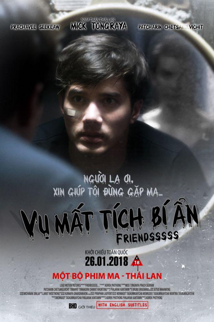 Vụ mất tích bí ẩn: Phim kinh dị Thái Lan mở màn rạp chiếu Việt 2018 (1)