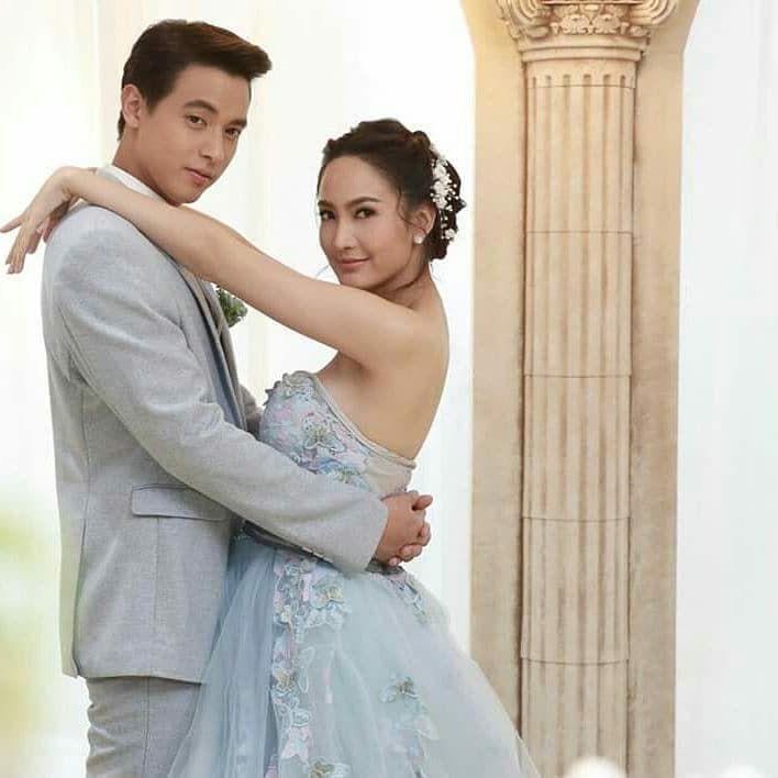 Loạt ảnh hậu trường lầy lội của James Jirayu & Taew Natapohn trong Game Sanaeha (19)