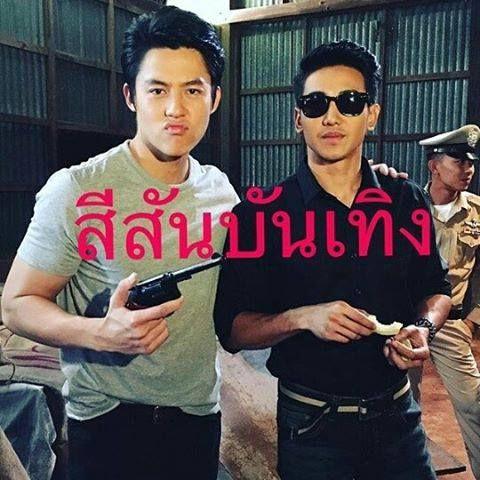 Ngắm ảnh hậu trường phim Hành trình đi tìm tình yêu và công lý Thái Lan (12)