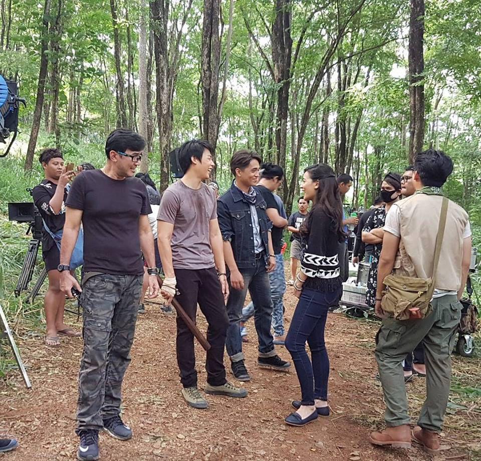 Ngắm ảnh hậu trường phim Hành trình đi tìm tình yêu và công lý Thái Lan (17)