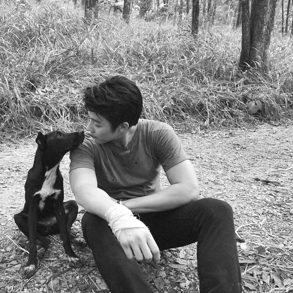 Ngắm ảnh hậu trường phim Hành trình đi tìm tình yêu và công lý Thái Lan (23)