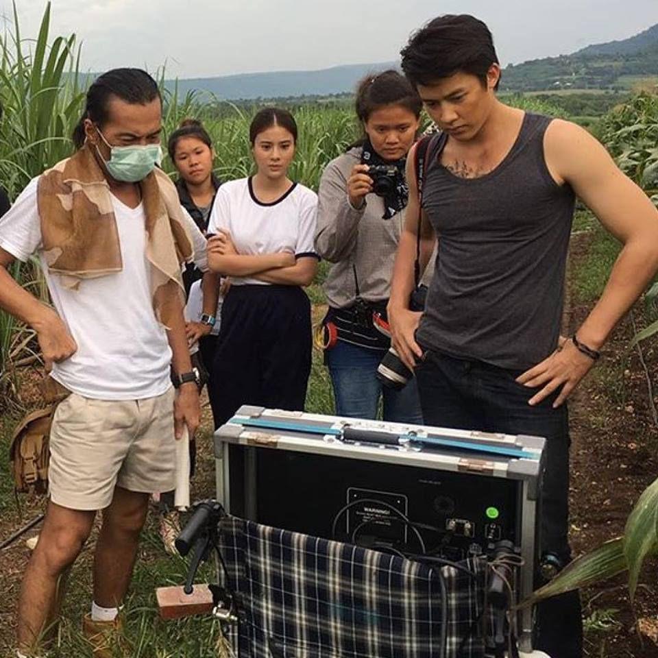 Ngắm ảnh hậu trường phim Hành trình đi tìm tình yêu và công lý Thái Lan (5)