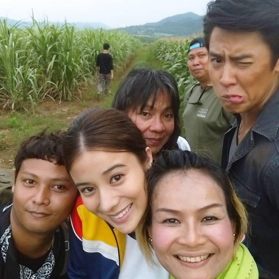 Ngắm ảnh hậu trường phim Hành trình đi tìm tình yêu và công lý Thái Lan (6)