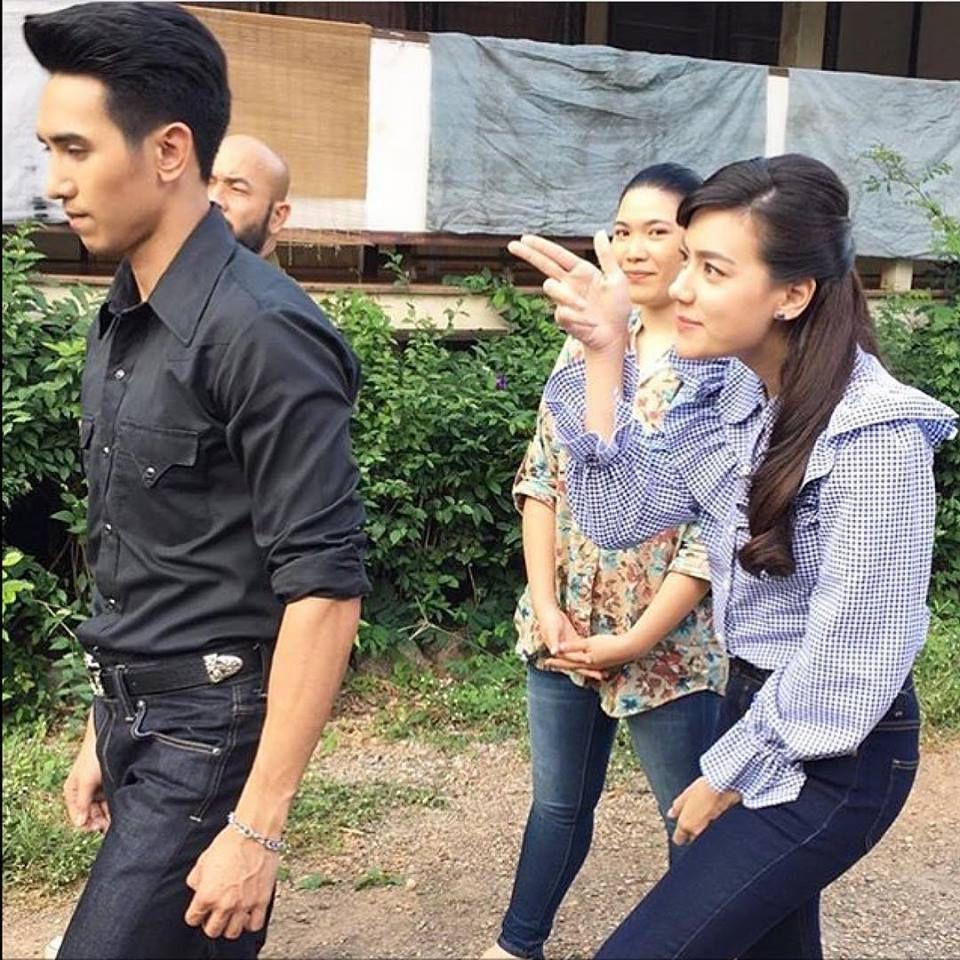 Ngắm ảnh hậu trường phim Hành trình đi tìm tình yêu và công lý Thái Lan (7)