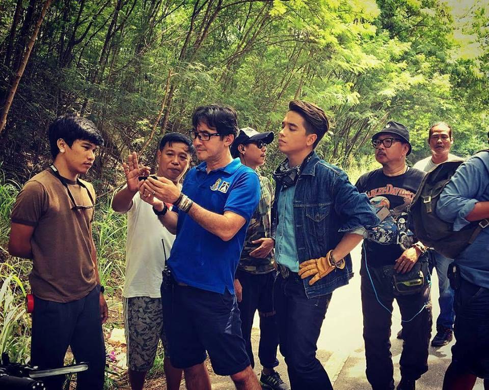 Ngắm ảnh hậu trường phim Hành trình đi tìm tình yêu và công lý Thái Lan (9)