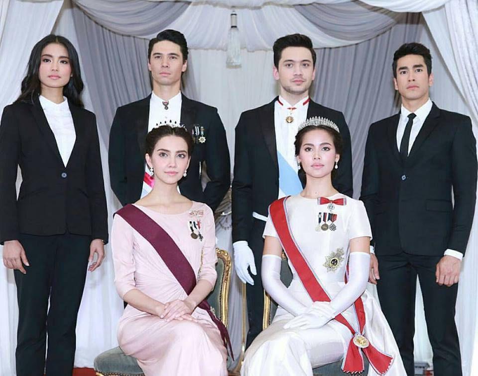 Tìm hiểu về dàn diễn viên và nội dung phim The Crown Princess - Likit Rak (1)