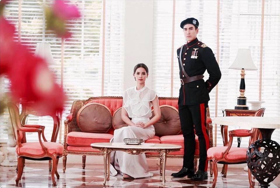 Tìm hiểu về dàn diễn viên và nội dung phim The Crown Princess - Likit Rak (2)