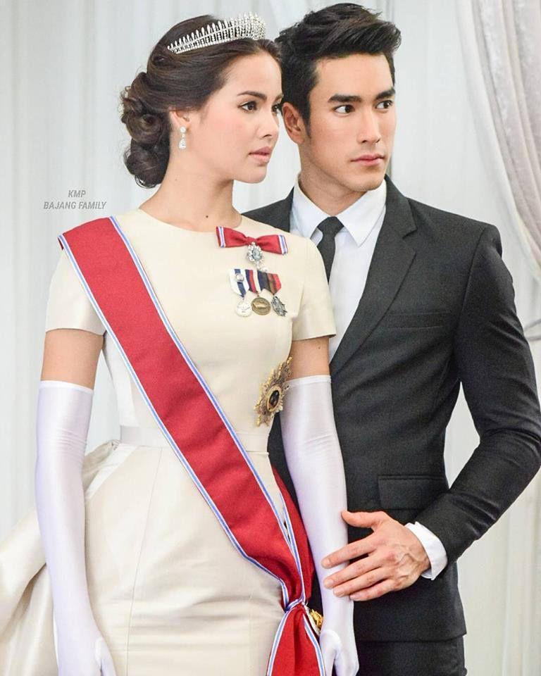Tìm hiểu về dàn diễn viên và nội dung phim The Crown Princess - Likit Rak (3)