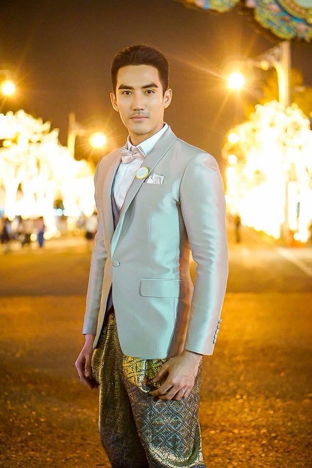 Ngắm dàn trai xinh gái đẹp Thái Lan trong trang phục truyền thống (13)