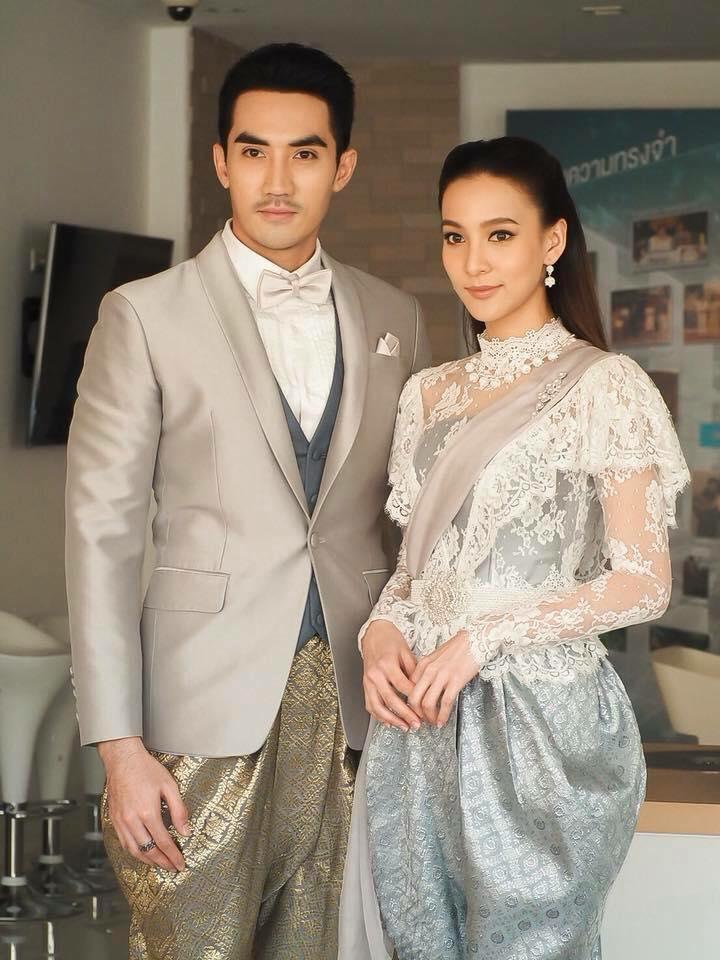 Ngắm dàn trai xinh gái đẹp Thái Lan trong trang phục truyền thống (14)