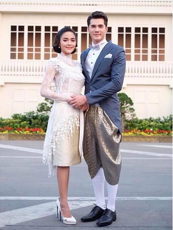 Ngắm dàn trai xinh gái đẹp Thái Lan trong trang phục truyền thống (15)