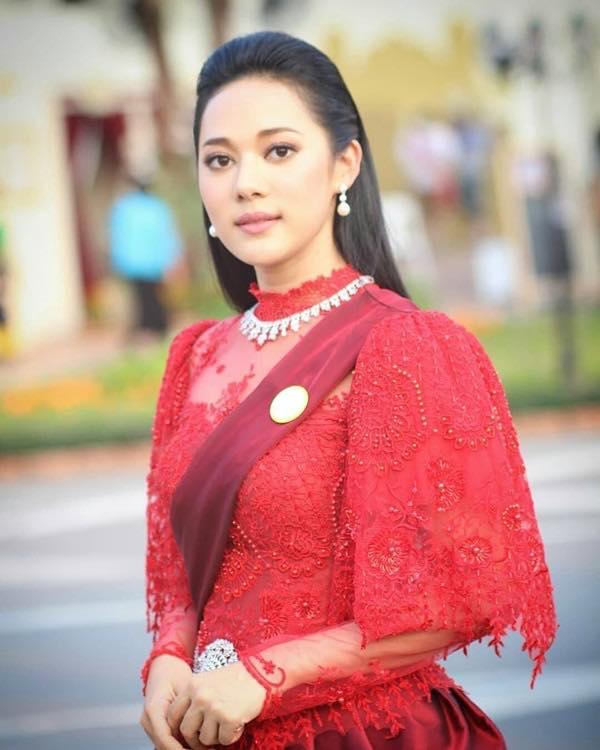 Ngắm dàn trai xinh gái đẹp Thái Lan trong trang phục truyền thống (16)