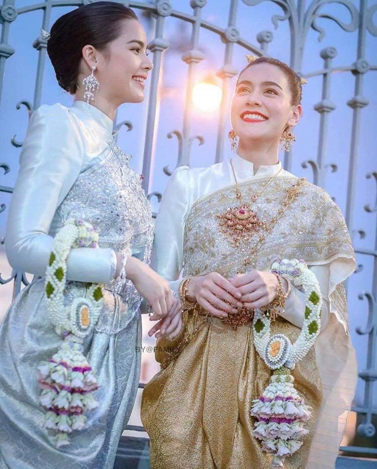 Ngắm dàn trai xinh gái đẹp Thái Lan trong trang phục truyền thống (2)