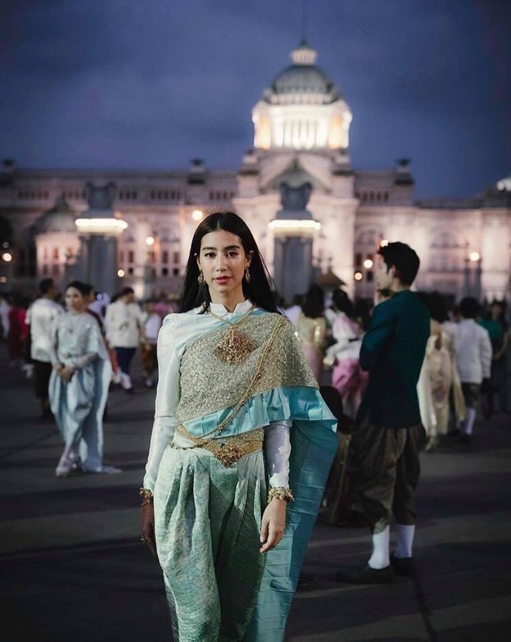 Ngắm dàn trai xinh gái đẹp Thái Lan trong trang phục truyền thống (3)