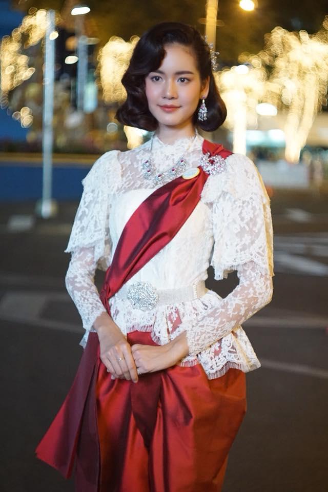 Ngắm dàn trai xinh gái đẹp Thái Lan trong trang phục truyền thống (4)