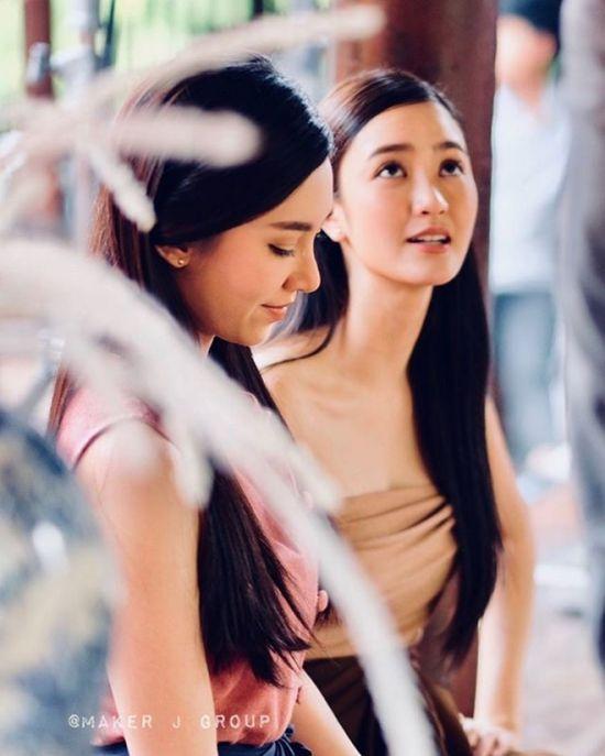 Bella Ranee hiền dịu bên Great Warintorn trong Pee Kaew Nang Hong 2018 (5)