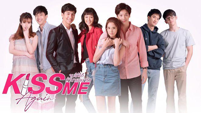 Nụ hôn ngọt ngào 2: Phim học đường Thái Lan quy tụ dàn trai xinh gái đẹp (3)