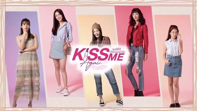 Nụ hôn ngọt ngào 2: Phim học đường Thái Lan quy tụ dàn trai xinh gái đẹp (4)