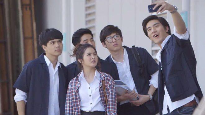 Nụ hôn ngọt ngào 2: Phim học đường Thái Lan quy tụ dàn trai xinh gái đẹp (5)