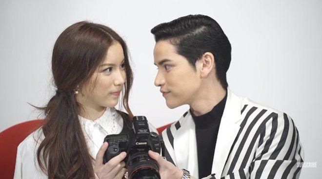 Nụ hôn ngọt ngào 2: Phim học đường Thái Lan quy tụ dàn trai xinh gái đẹp (7)
