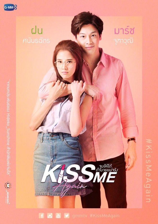 Nụ hôn ngọt ngào 2: Phim học đường Thái Lan quy tụ dàn trai xinh gái đẹp (9)