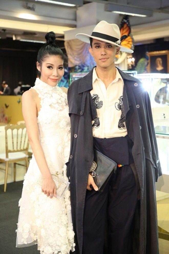 Anne Thongprasom lấn át Mario Maurer & Mint Chalida trong sự kiện mới (17)
