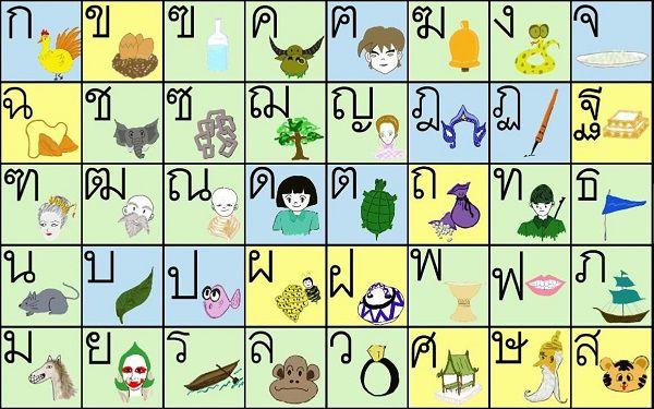 Cách học tiếng Thái Lan hiệu quả nhanh nhất cho người mới (2)
