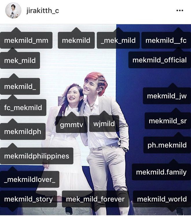 Được tái hợp với Mild Wiraporn, Mek Jirakit khoe ảnh đầy Instagram (4)